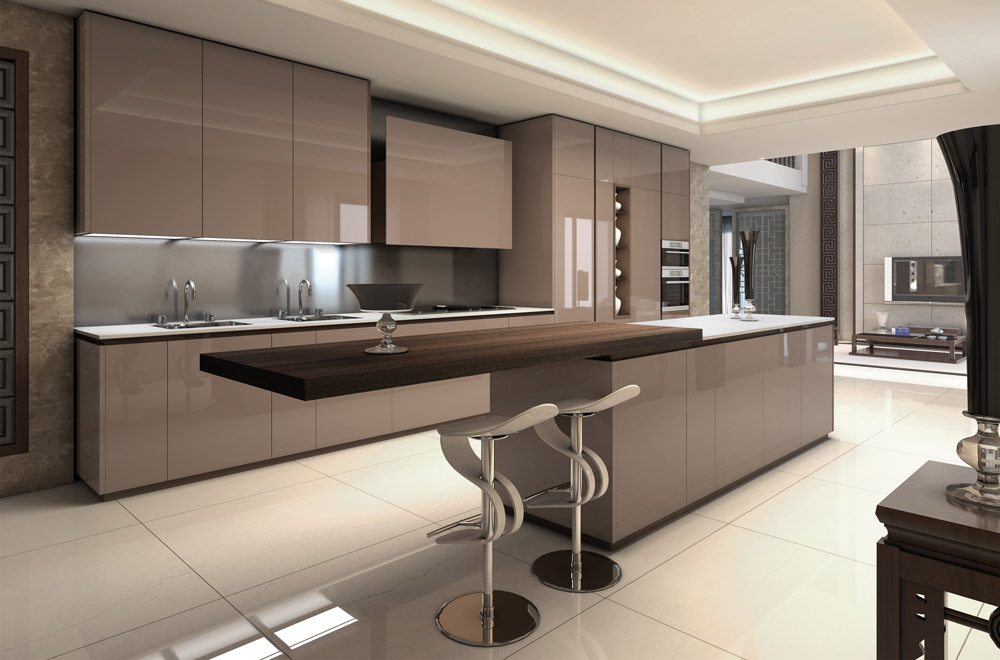 Monforte scic for Modern zion kitchen