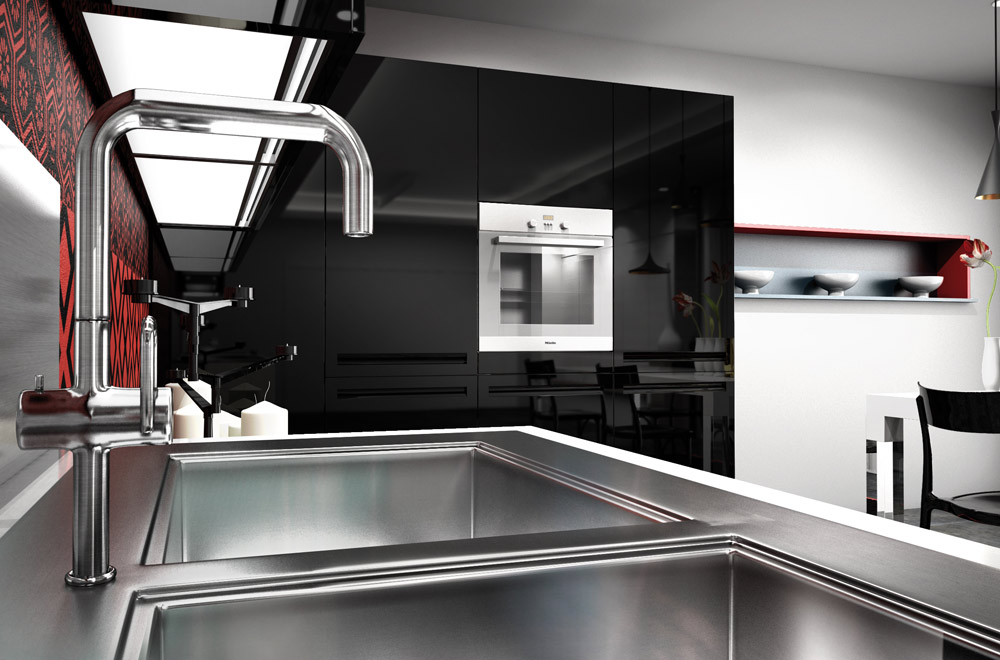 Cucine Rovere Sbiancato Moderne : Lampadari country idee