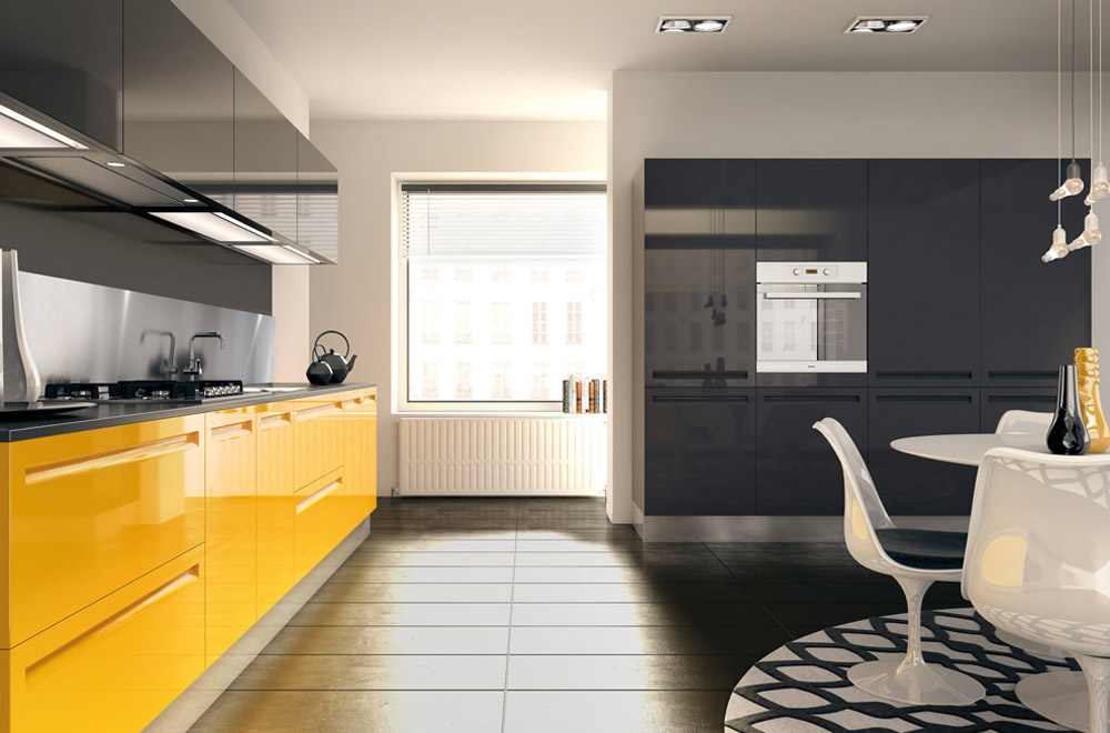 Catalogo Cucine Moderne Con Isola : Cucina campiglio lab kitchens collection scic italia