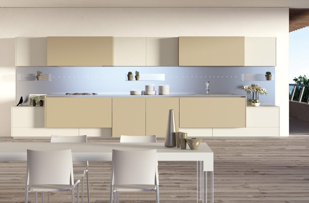Le cucine moderne con isola idee per il design della casa - Cucine moderne con isola centrale ...
