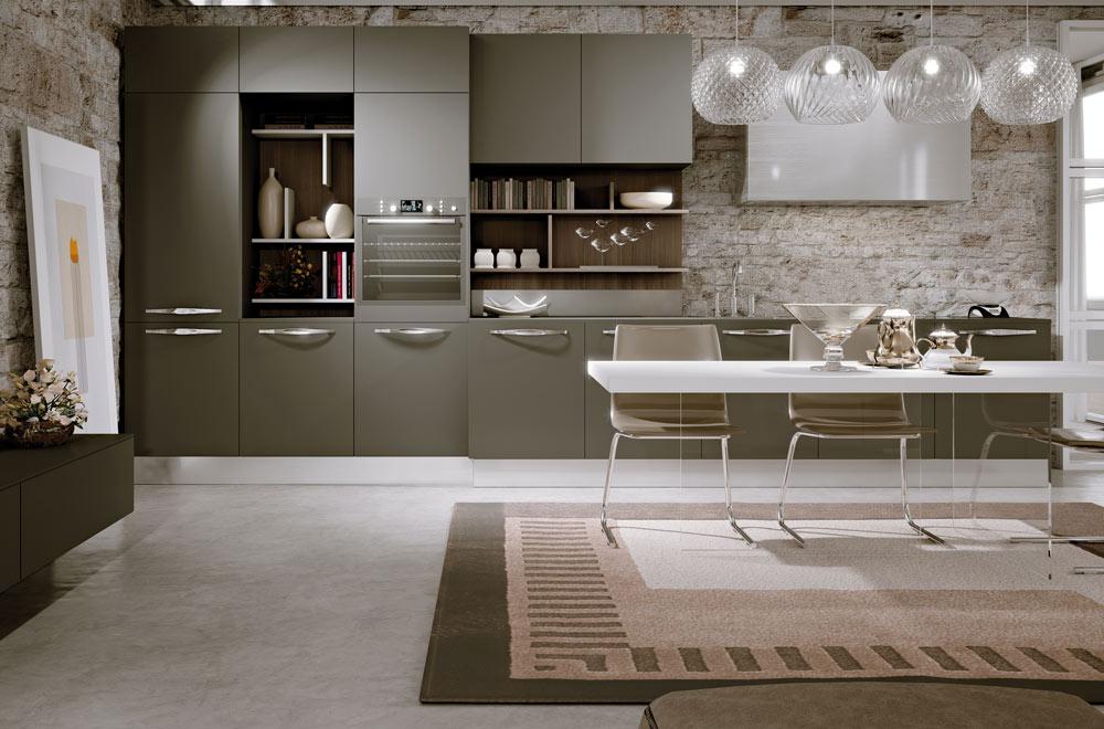 Cucine moderne in legno naturale gallery of cucine in legno naturale anita cucine in legno - Cucine moderne in legno naturale ...