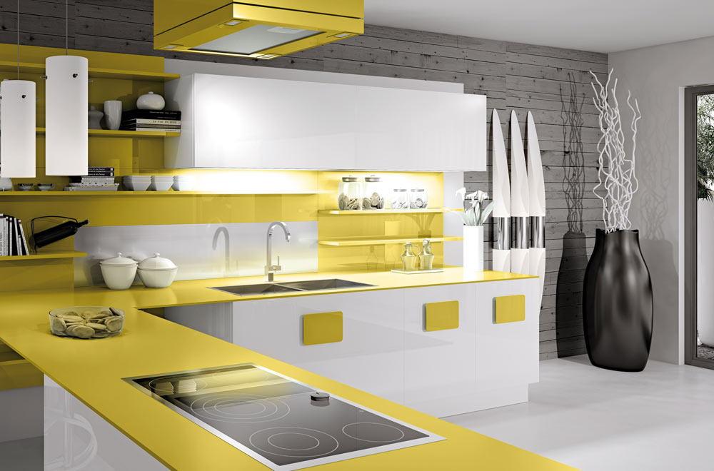 Preferenza Awesome Cucine Particolari Immagini Contemporary - Ideas & Design  VO98