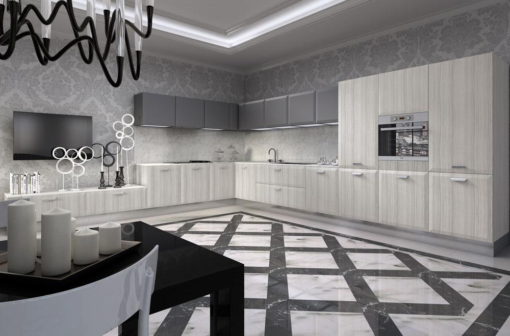 Livigno scic for Stile contemporaneo mobili