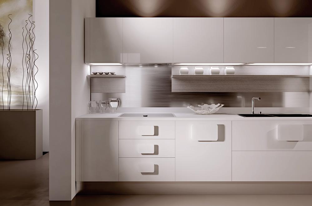 Cucine scic - Soluzioni no piastrelle cucina ...