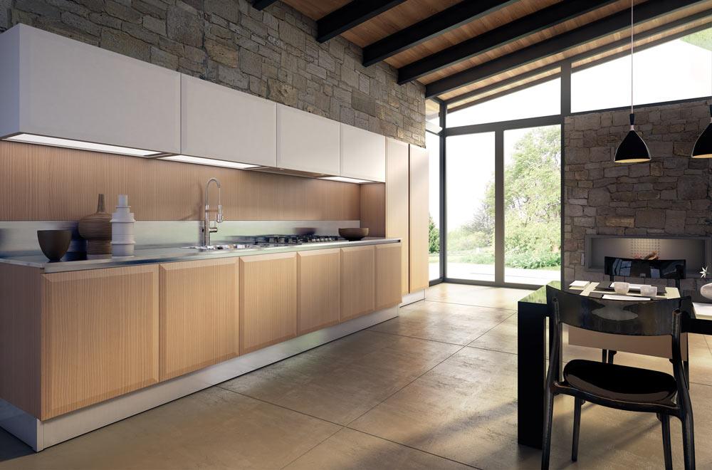 Cucine scic for Arredamento di design naturale