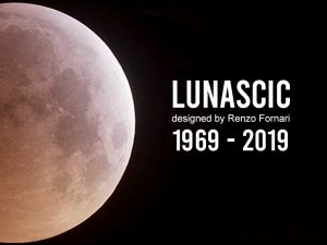 LUNASCIC designed by Renzo Fornari